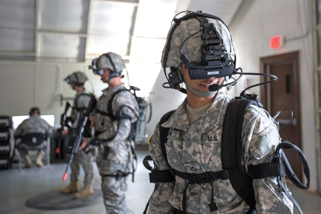AI Technology in the Military