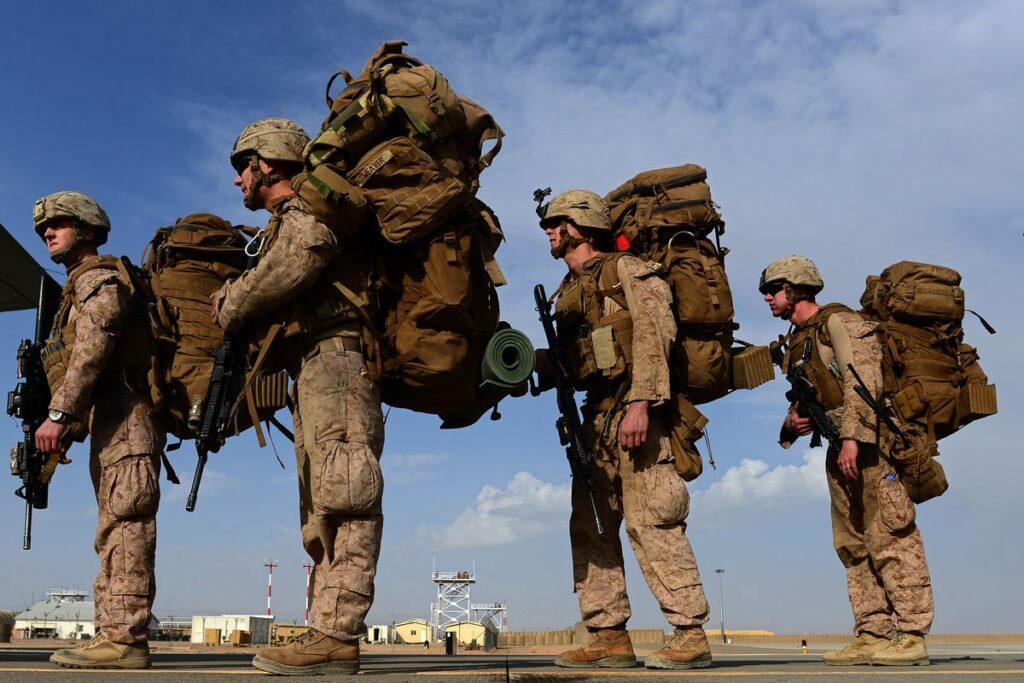 US Leaving Afghanistan